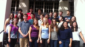 PHS announces 2013 National Merit Semifinalists and Commended Students