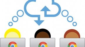 Library links to cloud through five new Chromebooks