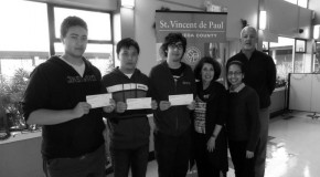 Student film group wins $1000 for green awareness