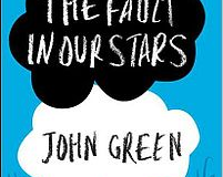 From Lizzy's shelf: The Fault in Our Stars