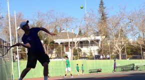 Men's tennis loses first game after 12-year league-match winning streak