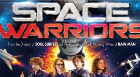 Horn stars in second movie: Space Warriors