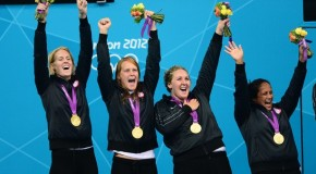 Olympic gold medalists to speak about young women staying active