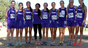 Girls cross country ranked fifth