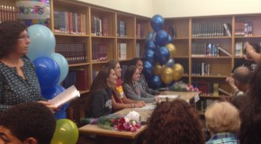 College signing celebration held Nov 13