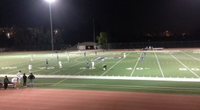 Men's soccer loses to Mt. Eden, 4-3