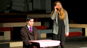 Hamlet, Dead Man's Cell Phone wows audience
