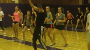 Zumba brings Latin spice to Spanish 3