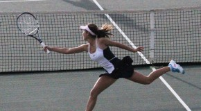 Thiel serves third year as number one singles