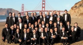 Piazza conducts Golden Gate Men's Choir