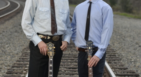 Thacher publishes bluegrass album