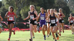 Freshmen Run to Success on Varsity Cross Country
