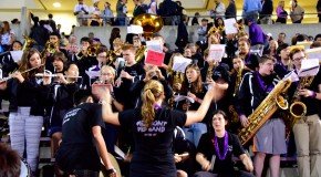 Pep band arranges popular songs