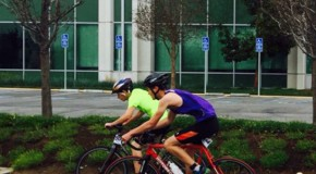 Triathlon Club Springs up on Campus this Year