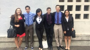 Model UN tackles diplomacy and related topics