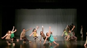 Student identity expressed in dance showcase