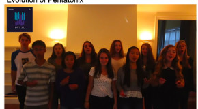 Students sing tribute to Pentatonix