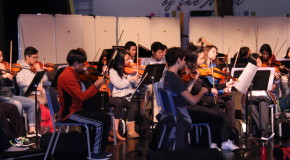 Bands and orchestra dazzle in winter concert
