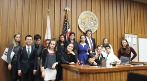 Mock trial finishes successful season