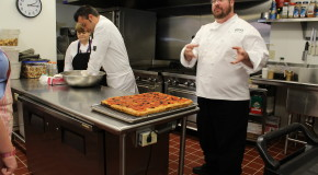 Guest chefs heat up the kitchen with Culinary Arts
