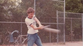 Marthinsen: teacher by day, softball player by night