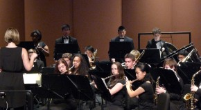 Jazz and symphonic bands shine in Hollywood