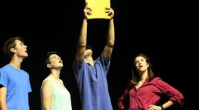 Student directed '[Title of Show]' wows audience, gets a visit from writer