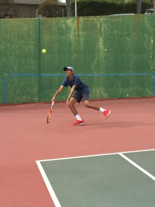 Men's varsity tennis won the WACC despite their lack of tournament players April 29 and 30