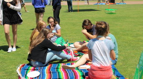 Day on the Green provides students with time to unwind