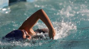 Swimming dives into NCS after a successful season