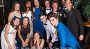 Prom gives students a passport to paradise