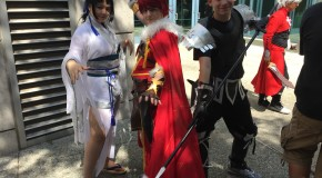 Students suit up for anime convention in San Jose