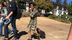 Spirit Week: Camo Day