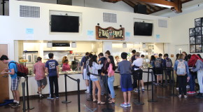 New Piper Cafe rule separates lines by grade level