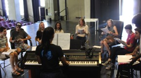 Acting prepares musical 'The Drowsy Chaperone'
