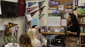 College and Career Center helps students shape future plans