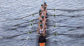 Oakland Strokes row row row their boats