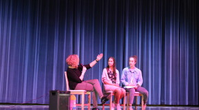 Orenstein and Voice Cooperative team up to educate community