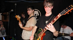 Students musicians play joint show, bridging genres