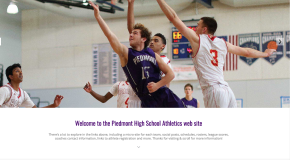 Athletic Department launches new and improved website