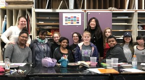 Art Jam Club offers students a creative outlet