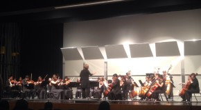 Orchestra wins 'superior' title at annual CMEA
