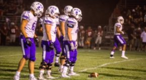 History made as Settlemier suits up for varsity