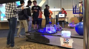Teitelbaum shoots for the 'Zenith' with new robotics team