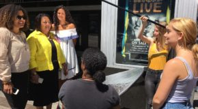 Girls learn about filmmaking through Camp Reel Stories