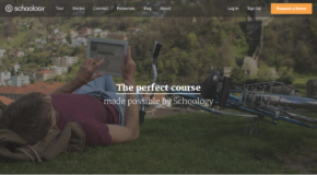 Schoology digitizes education